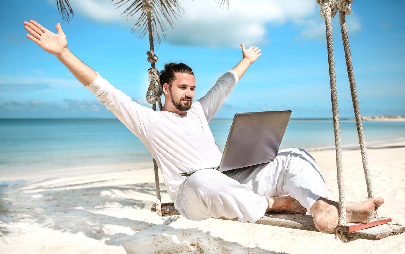 Xavier, 49 ans, digital nomad :