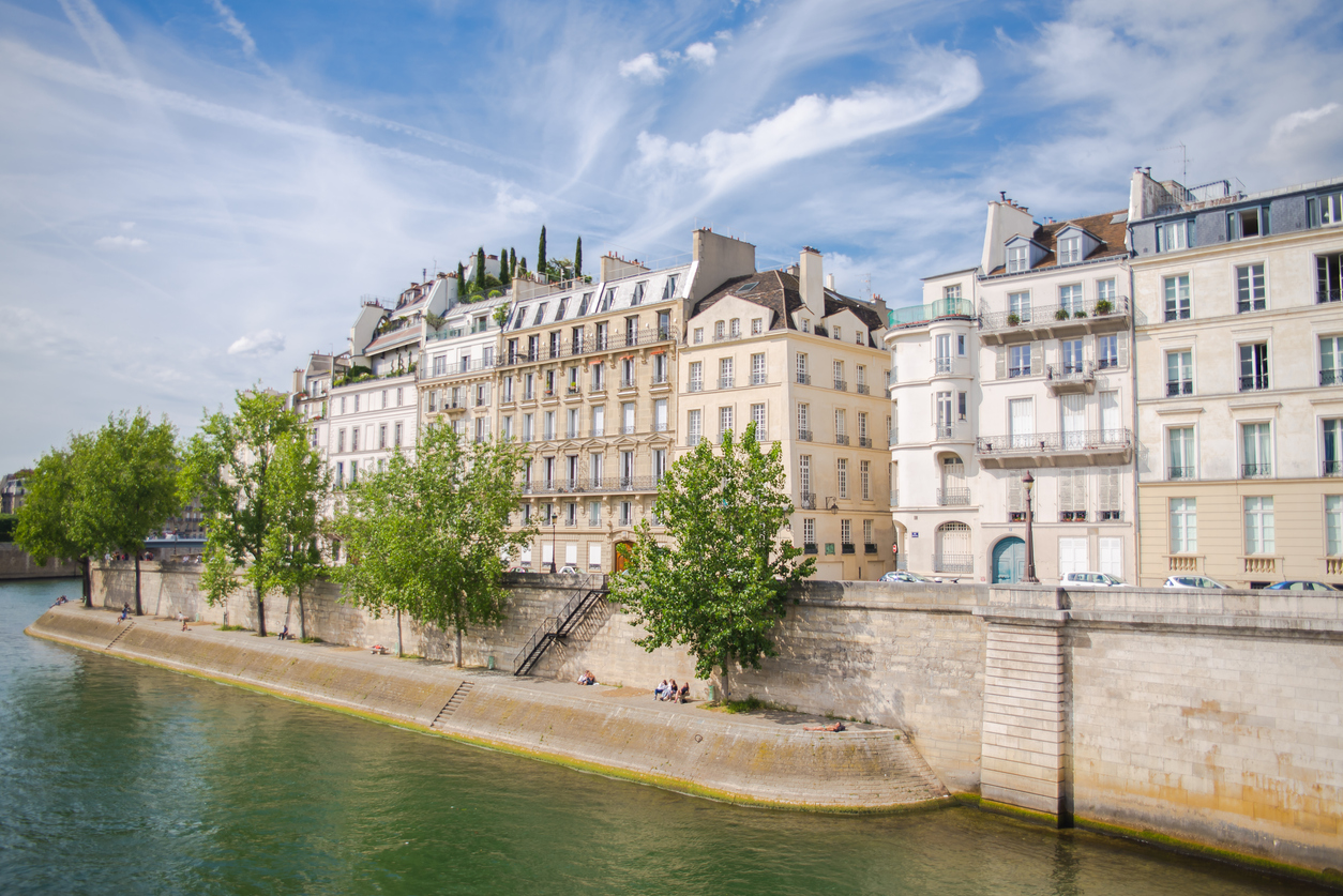 10 000 pas dans le Paris historique : un itinéraire santé de l'île Saint-Louis au Marais, en passant par l'île de la Cité